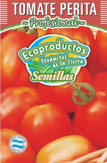 Semillas tomate perita