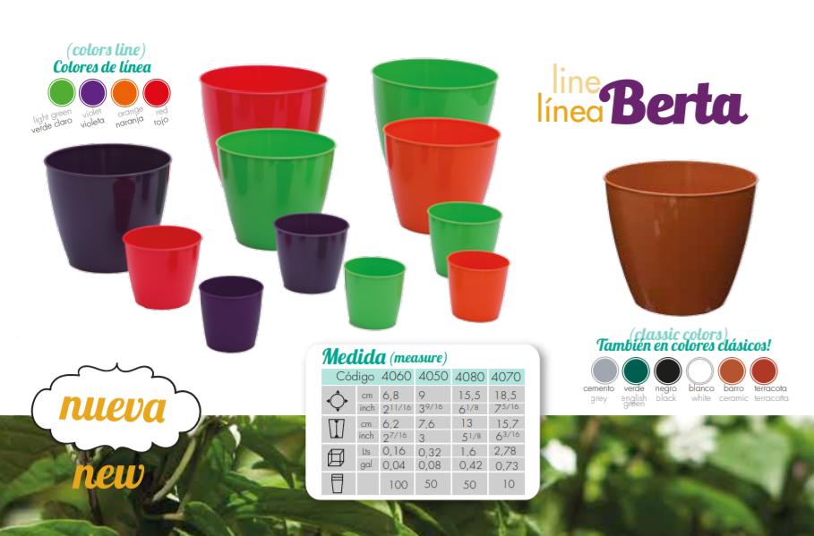 berta - Plantas Faitful