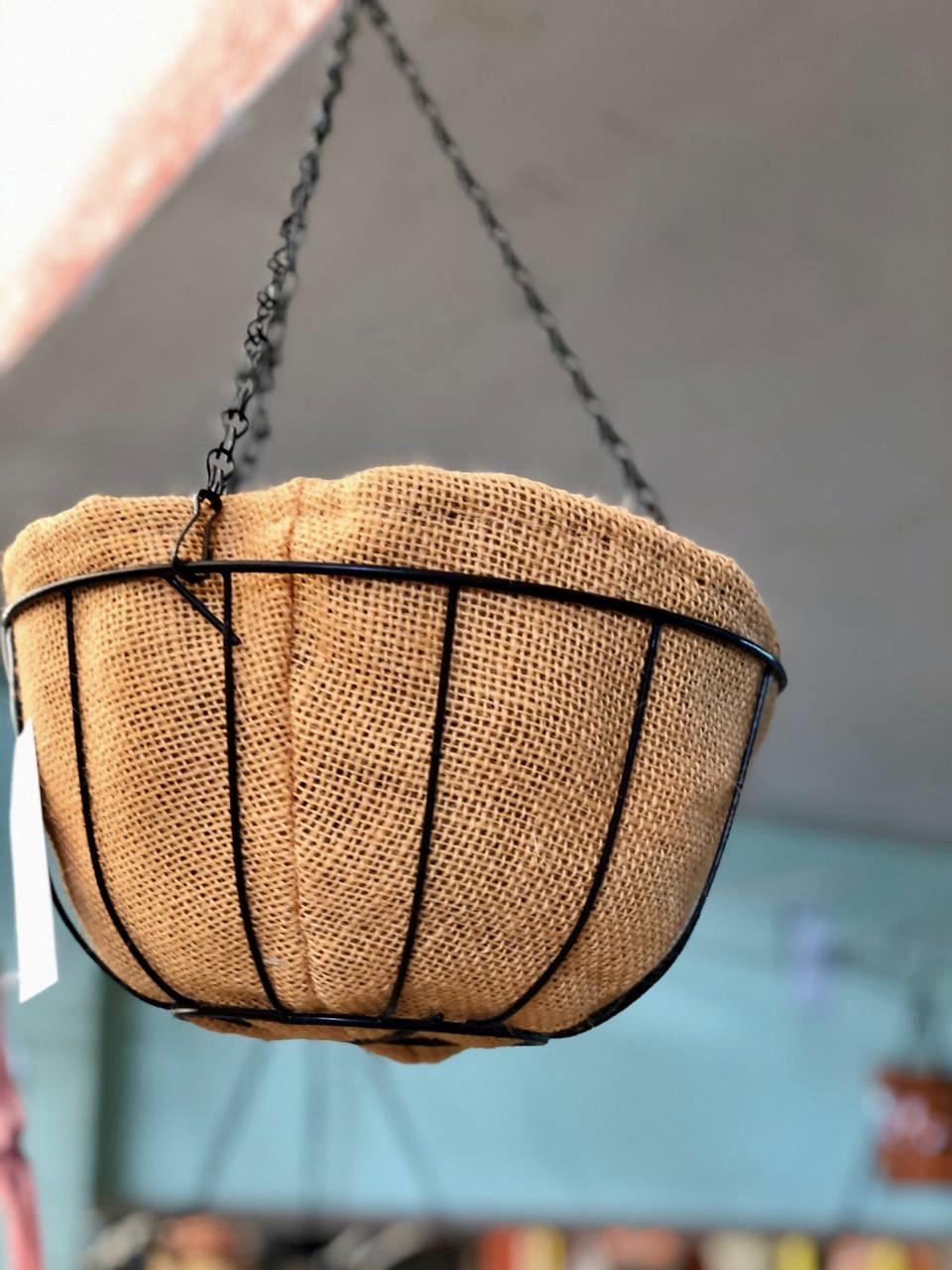 Colgante de coco con cadena 25 cm