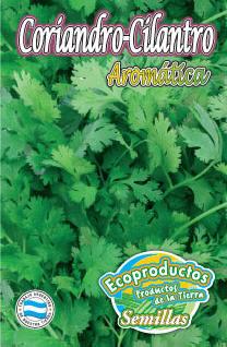 Semillas Coriandro-Cilantro