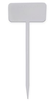 Cartel señalador grande