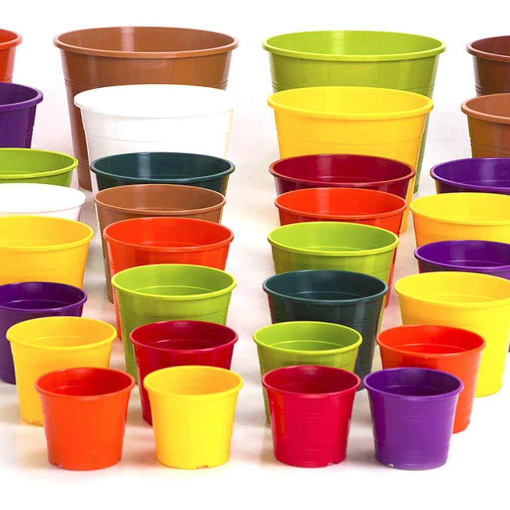 Plantas Faitful Macetas Plasticas TA Rocio Colores - Plantas Faitful