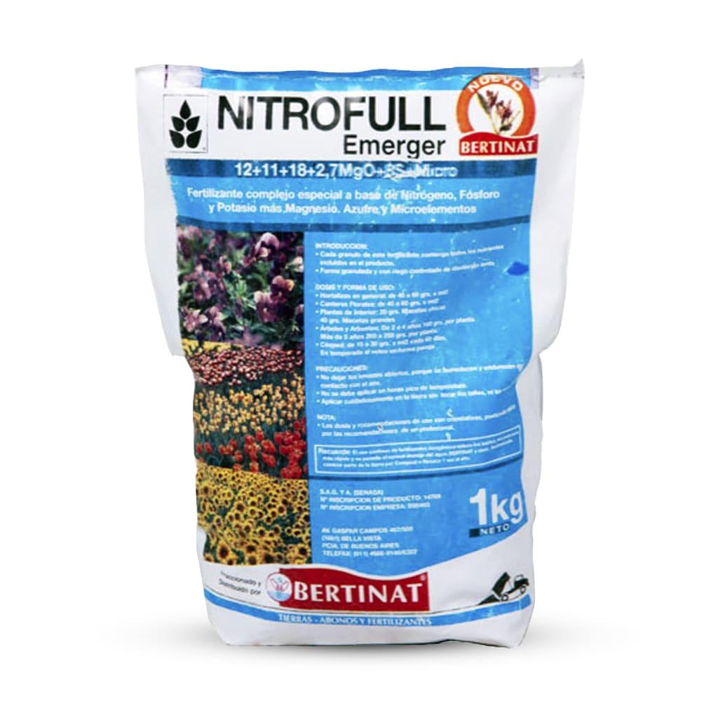 Plantas Faitful Fertilizantes Betinat Nitrofull 1kg - Plantas Faitful