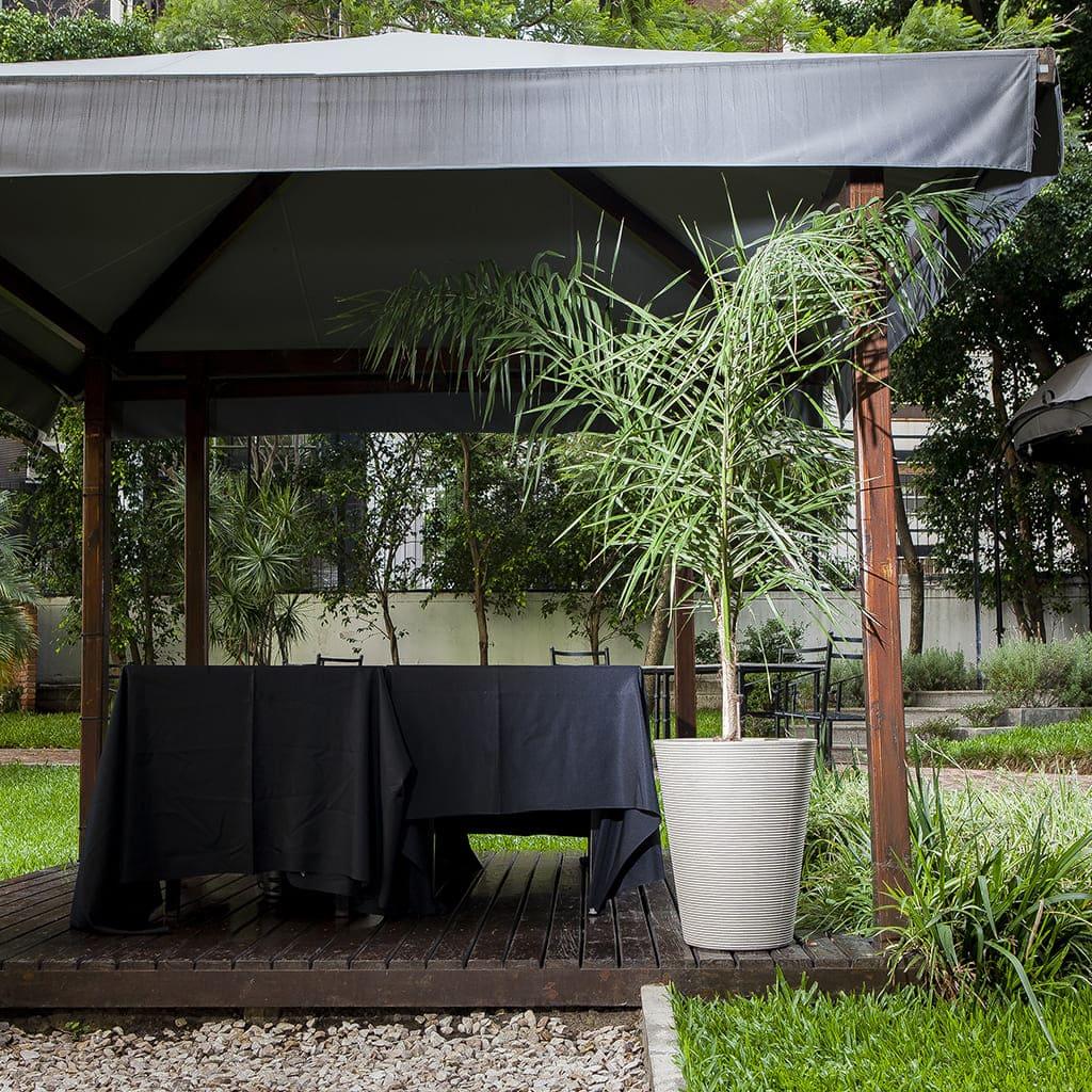 Plantas Faitful Combo Exterior Pindo Bali Rotomoldeado - Plantas Faitful
