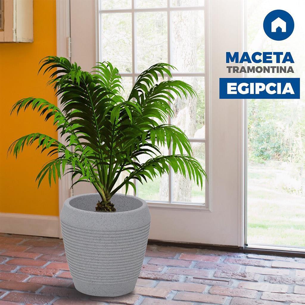 Plantas Faitful Macetas Rotomoldeado Egipcia 39 - Plantas Faitful