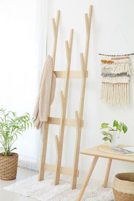 Plantas Faitful Decoful Muebles Interior Perchero Stand - Plantas Faitful