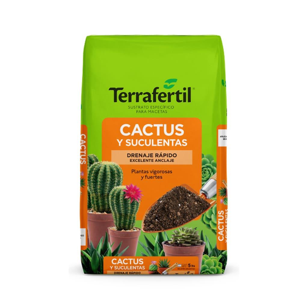 Plantas Faitful Sustratos Cactus y suculentas TerraFertil 1 - Plantas Faitful